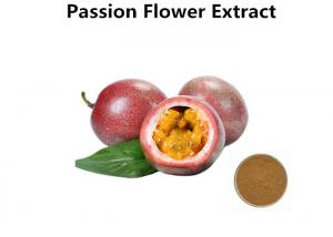 China 4% Flavonoids Passion Flower Extract For Anxiety UV Treating Insomnia on sale