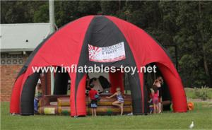 Quality Inflatable Spider Air Canopy Tent with Printed Graphics for sale ... & Inflatable Spider Air Canopy Tent with Printed Graphics for sale ...