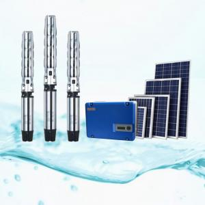 China Solar Farm Irrigation Swimming Pool Pump Inverter Remote Monitoring Start And Stop on sale
