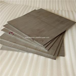 China Cold rolled Gr5 ti6al4v  titanium sheet metal 3mm,4mm,5mm,6mm,7mm on sale