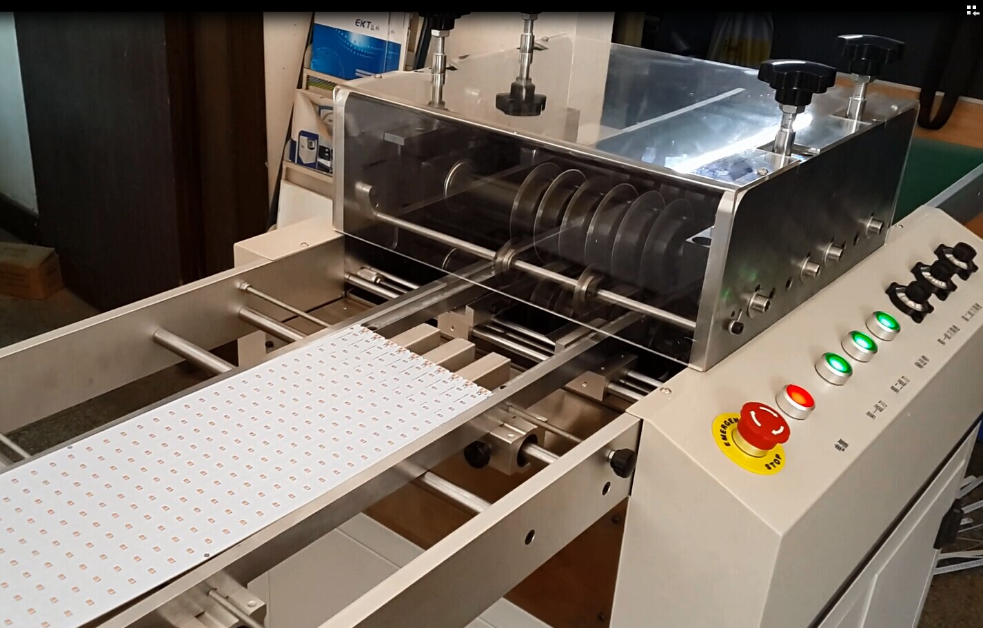 900 Mm Cutting Length Pcb Machine For Sale Aluminium Printed Circuit Board China Depaneler Manufacturer From 103322146