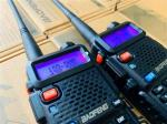 BAOFENG UV-5R walkie talkie Original Manufacturer Dual Band Two-Way Radio