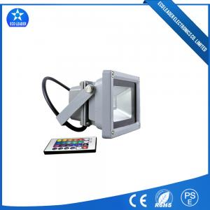 China High Quality 10W RGB LED Flood Light with Epistar Chips on sale
