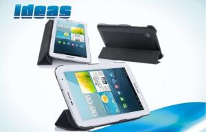 China Protective Leather Tablet PC Cover Case for Samsung Galaxy Tab 2 P3100 on sale