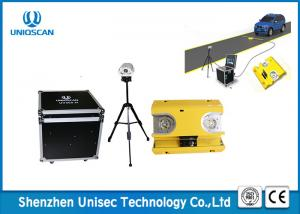 China UV300-M Portable Under Vehicle Surveillance System For Hotel / Government Security Check on sale