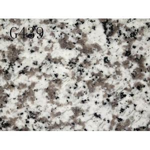 China Grand granit de la fleur G439 blanche on sale