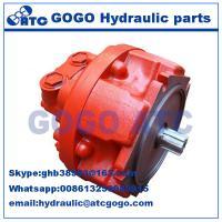 China Motor hidráulico doblado bomba hidráulica del pistón radial del émbolo del árbol del motor de la serie de SAI GM05 on sale