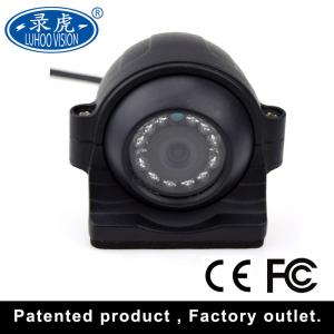 China Surveillance Dome Infrared Car Camera , Truck Bus Auto Video Camera Parking Assist Function on sale