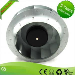 China 36V DC Small Brushless DC Centrifugal Fan / Centrifugal Exhaust Fan Blower on sale