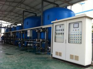 China Purification Ro Water Treatment Systems Drinking Water Treatment Plant on sale