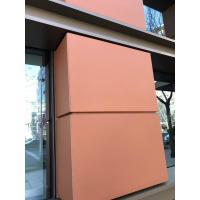 Durable Exterior Wall Cladding Decorative Terracotta Facade Wall Panels Pavers