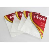 Gravure Printing PET Ziplock Flat Pouch Bag for 500g Coffee Packaging