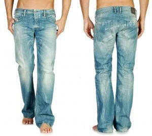 China Men′s Jeans (JBM006) on sale