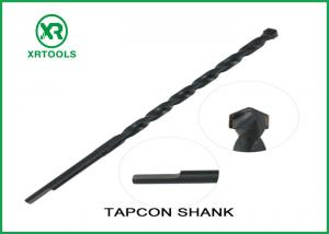 China Long Metal Drill Bit For Drilling Pilot Holes , Tapcon Screw Anchor Cement Drill Bit on sale