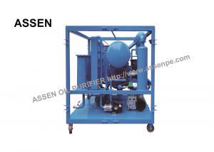 China China Transformer Oil Filtration plant manufacturer,high vacuum transformer oil purification&oil regeneration plants on sale
