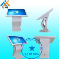 32 Inch Rustproof Touch Screen Digital Signage Kiosk Windows OS For Banks