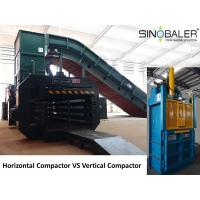 Horizontal Compactor VS Vertical Compactor