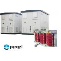 Water Cooling Traction Transformer / Single Phase Shifting Transformer For Rail Traffic