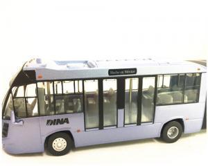 China Zinc alloy double - section bus model manufacturer/plastic model maker on sale