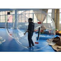 2m 0.7mm TPU Jumbo Inflatable Water Walking Ball Waterproof for water walking with CE