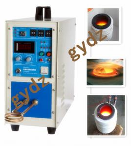 China 15KW 1~5KG Gold Induction Melting Furnace with high efficiency,low cost on sale