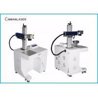 Scanning Galvanometer 10w 30w CO2 Laser Marking Machine on Textile Fabric High Speed