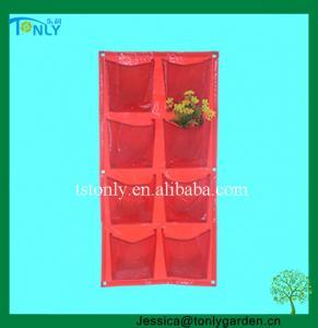 China Vertical Garden Planter Bag ,Living Wall Planter , Vertical Hanging Grow Bag on sale