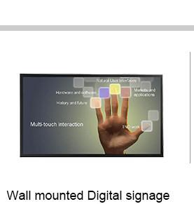 "hot sale 46"" led display big screen video wall lcd display screen lcd video wall"