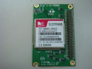 China SIMCOM SIM900-TEC GSM GPRS Module GSM modem module AT Commands on sale