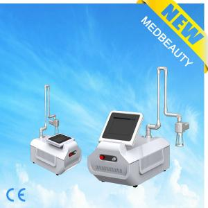 China Glass Pipe skin rejuvenation co2 fractional laser For Acne Scars Treatment on sale