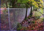 Multi Purpose Hurricane Chain Link Fence Zoo Wire Mesh Diamond Pattern
