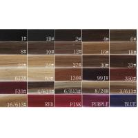 100 Real Human Hair Extension Color Chart , Weave Hair Color Chart
