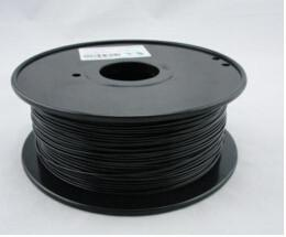 China we supply T-glass black  3d filament for 3d printer on sale