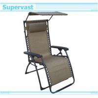 Portable Folded Zero Gravity Massage Chair Outdoor Garden Furniture