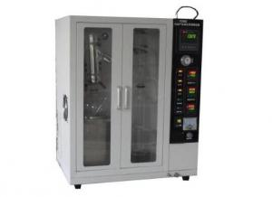 China Oil Analysis Testing Equipment ASTM D1160 Heavy oil High Temperature Automatic Vacuum Distillation Tester on sale