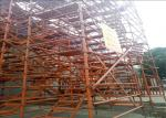 High Strengh Kwikstage Ledger Quick Form Scaffolding Easy Operation Energy Saving