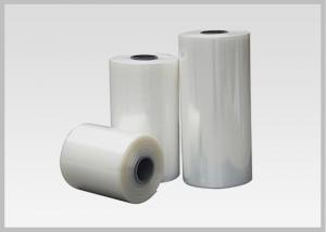 Quality 50 Gauge Thickness Central Fold Polyolefin Shrink Film For Packed Food & for sale