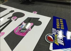 China Forex Sign Outdoor Billboard Cutter Plotter Foam Cutting Machine on sale
