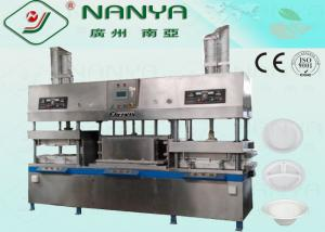 Disposable Sugarcane Tableware Paper Plate Making Machine