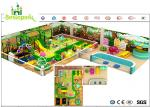 Pre - School Colorful Kids Indoor Soft Playground Fun Place 15.86 * 7.32  * 8M