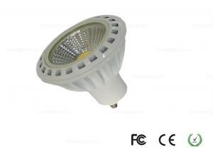 China Energy Saving 5W 3000K GU10 LED Spot Light Bulbs With 60 Degree Beam Angle on sale