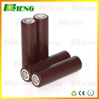 Discharge Electronic Cigarette Battery , High Drain Li-ion Battery LG HG2 3000mAh MAX.