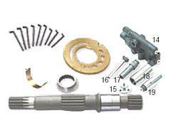 A10VG hydraulic parts'