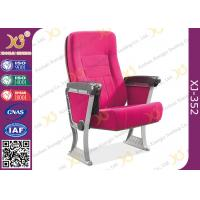 Plywood Outerback Auditorium Style Seating Chair Fire - Retardant Fabric