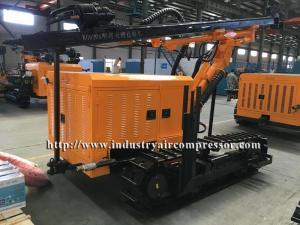 China Multifunction KG910 / KG920 / KG930 Blast Hole Hydraulic Dth Drill Rig 25m CE on sale