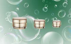 China acrylic cream jar on sale
