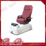 modern relaxing electric chair pedicure chair ceramic pedicure sink with jets