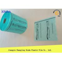 Buffering Void-fill High Performance PE Air Packing Clear Blue Customized printing Film