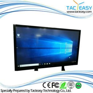 China Ultra Thin 65 Touch Screen Lcd Display , Compatible Touch Screen Tv Monitor on sale
