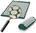 2021 Cushion for Back, Neck & Feet Massage Wholesale Acupressure Mat and Pillow Set